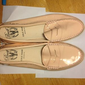 Cole Haan - Light Pink Boat Shoes - 8.5